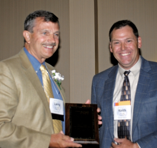 Greeley Award - Larry Thomas 2 2008.jpg